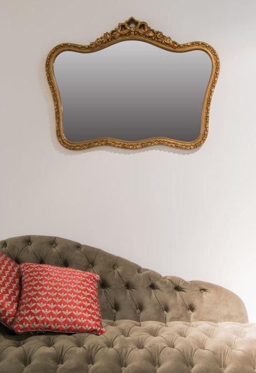 Зеркало Глория в интерьере (фото 2)