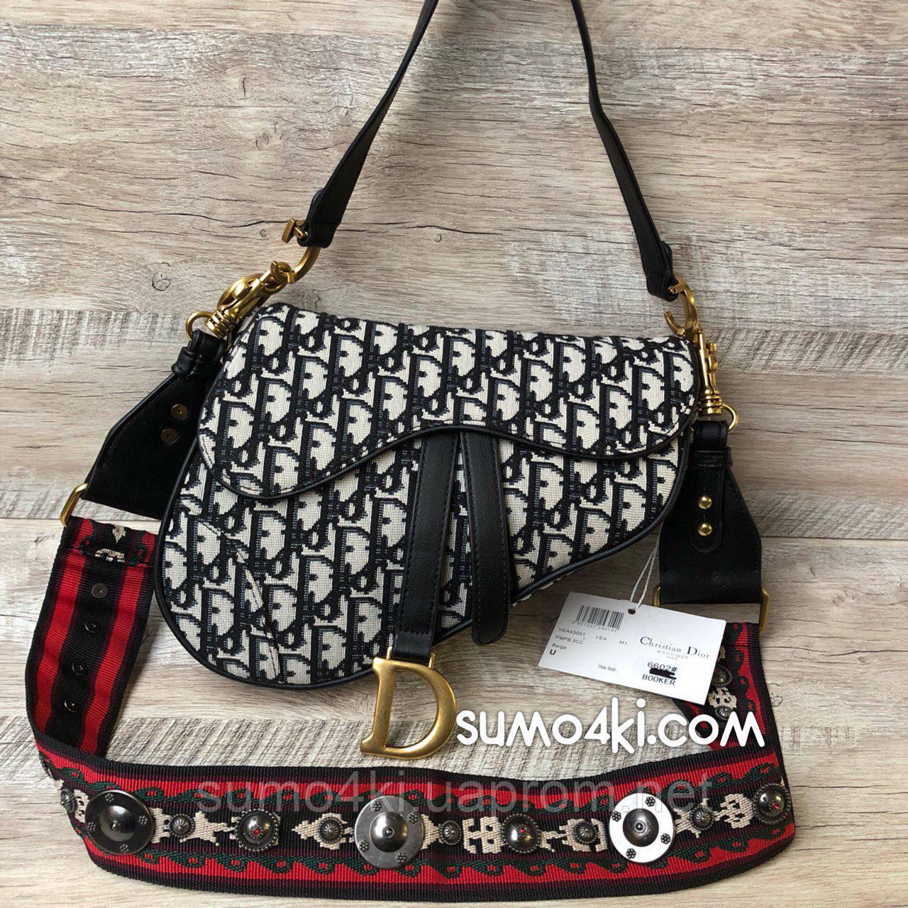 Купить Женскую сумку Christian Dior Saddle оптом и в розницу в ... b96d5f6297ec5