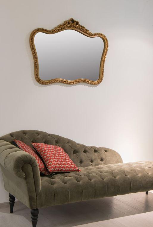 Зеркало Глория в интерьере