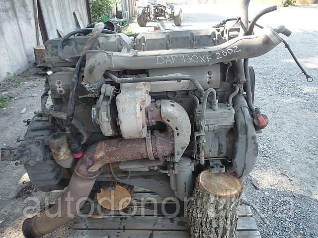 Двигатель в сборе DAF/даф/дафXF Euro 3 430