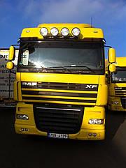 Документы с рамой DAF/даф/дафXF 105.460 евро 5 2008 год