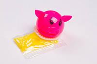 """Игрушка """"Свинка пожирающая слизь"""" №8275, 5,5 см."""
