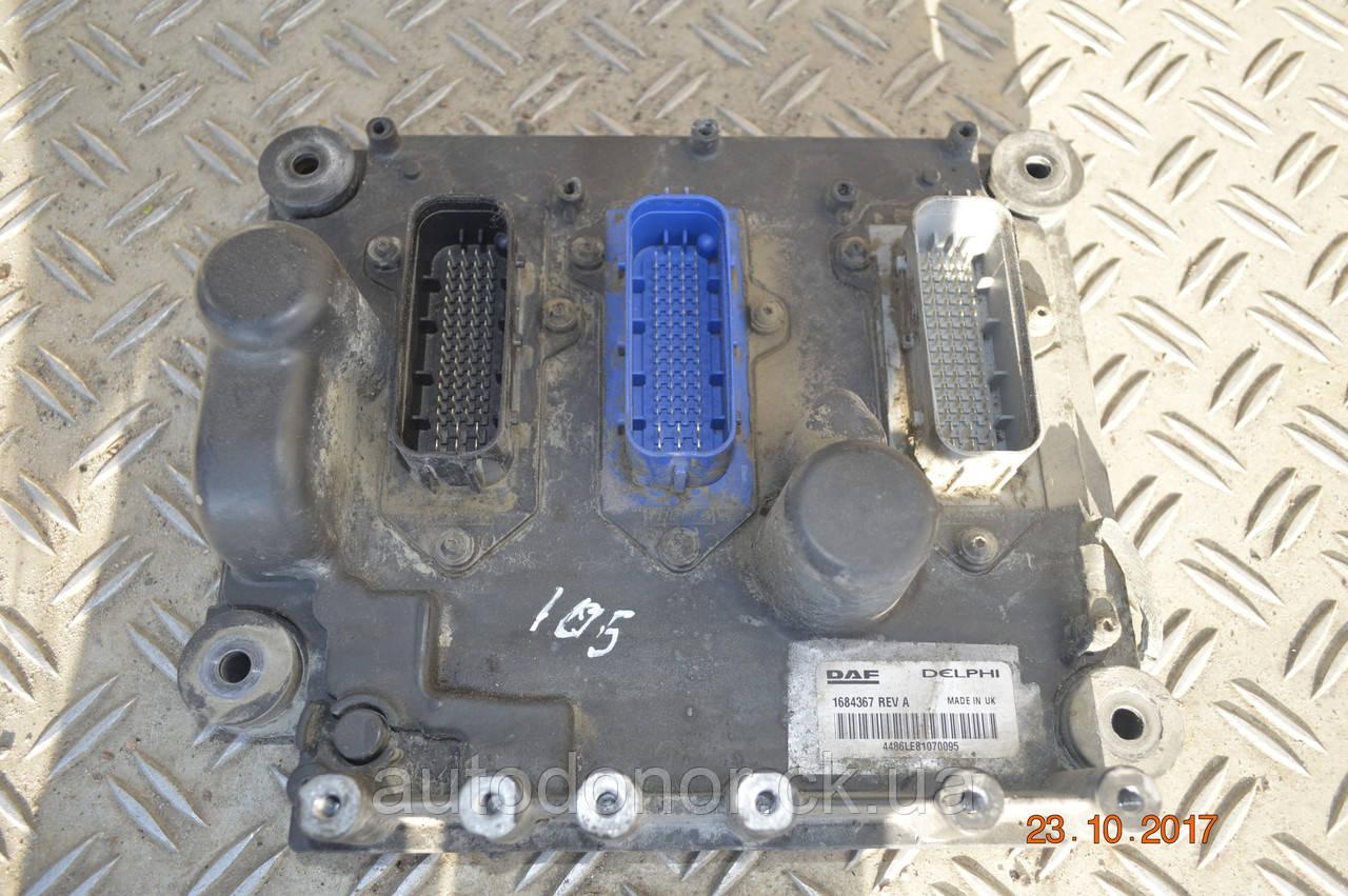 Блок управления двигателем б/у DAF/даф(1684367/ 4486LE81070095)DAF/даф105