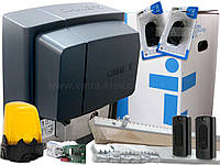 CAME BX-400 MAXI Комплект автоматики для откатных ворот BX704AGS до 400 кг, фото 1