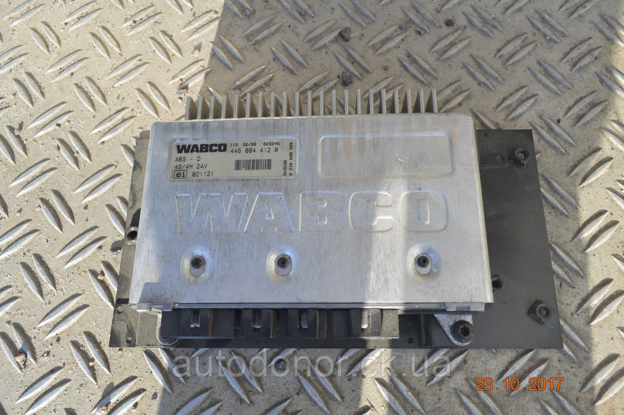 Блок управления ABS (тормозами) 023246/4460044120
