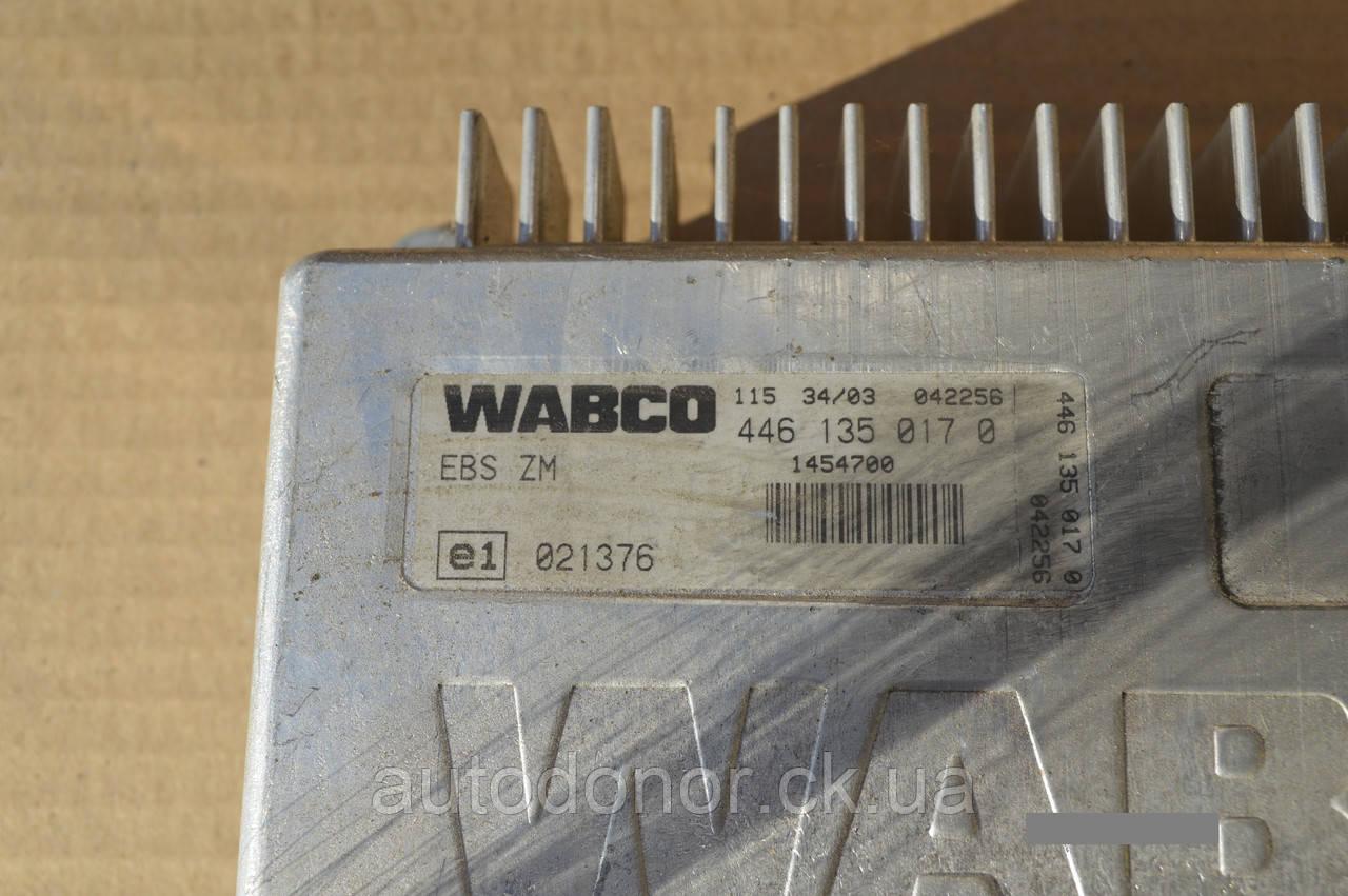 Блок управления EBS   ABS Wabco DAF/даф/дафXF105  (023789/4461350390)