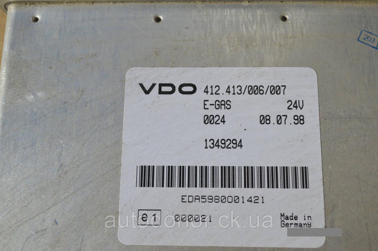 Блок электронный DAF/даф/дафE-GAS 1349294