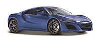 Автомодель Maisto (1:24) 2017 Acura NSX синий металлик (31234 met. blue)