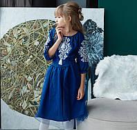 Плаття вишите (6-12 років), фото 1
