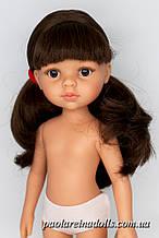 Кукла Паола Рейна Кэрол школьница Paola Reina