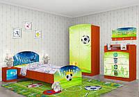 """Модульная комната """"Футбол №2"""" ТМ Вальтер"""