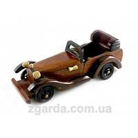 Машинка деревянная 24х9х10 (МД 01-08)