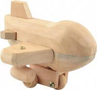 Конструктор деревянный - САМОЛЕТ