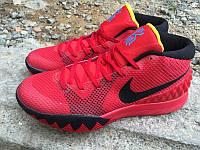 Баскетбольные кроссовки Nike Kyrie 1 красные