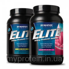 Протеин изолят Dymatize Elite Whey Protein Isolate (907 ) срок до 11.17