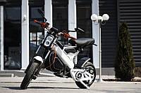 Электромотоцикл ZEF IR