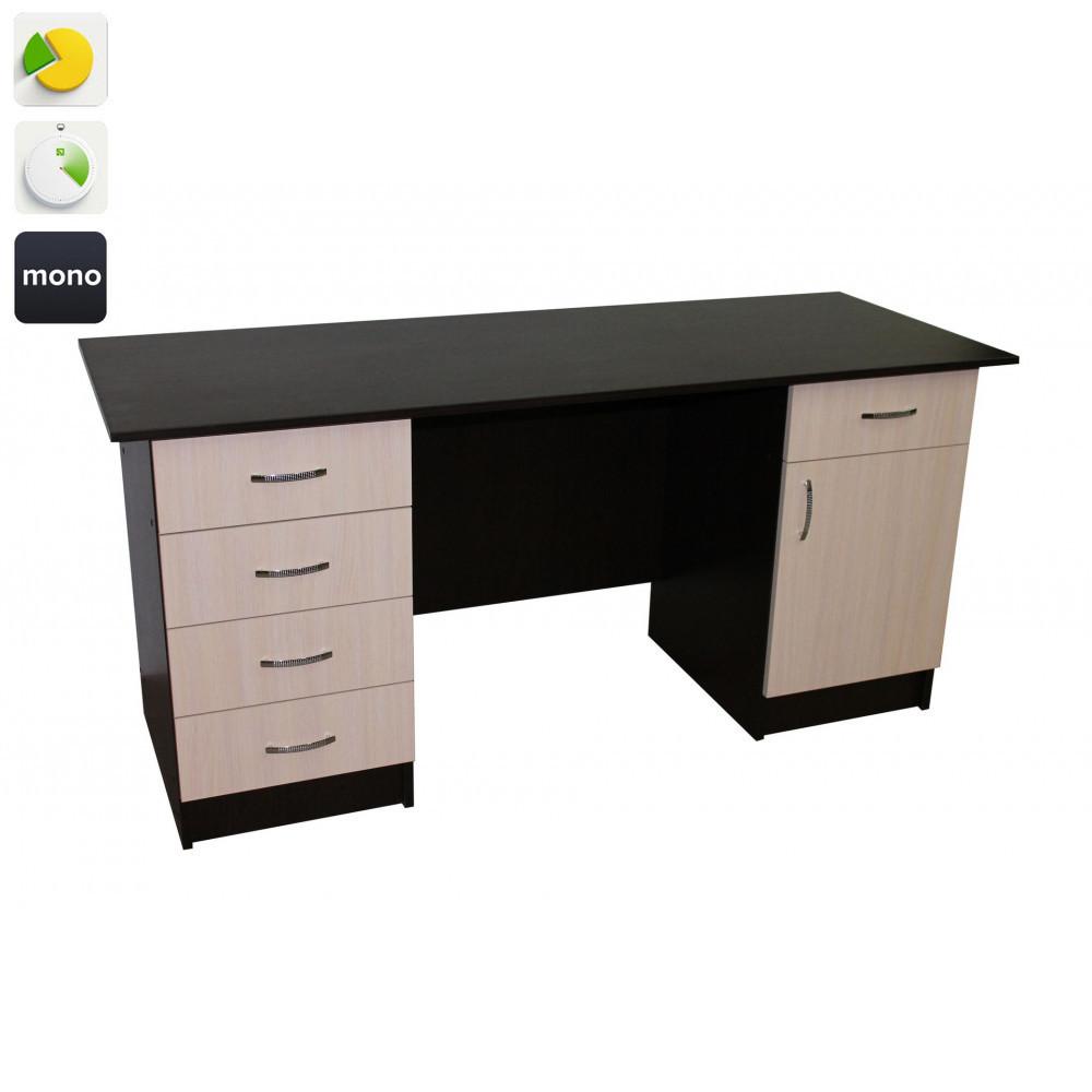 """Офисный стол """"Ника-мебель"""" ОН-49/2"""