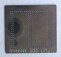 BGA трафарет IPHONE 3GS CPU