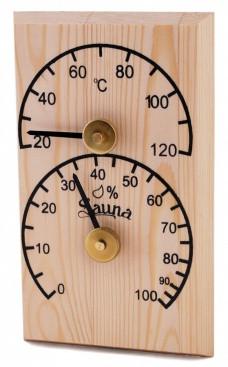 Термо-гигрометр 106-TH