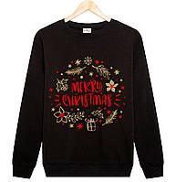 Джемпер  MERRY CHRISTMAS 3-хнитка для мужчин, фото 1