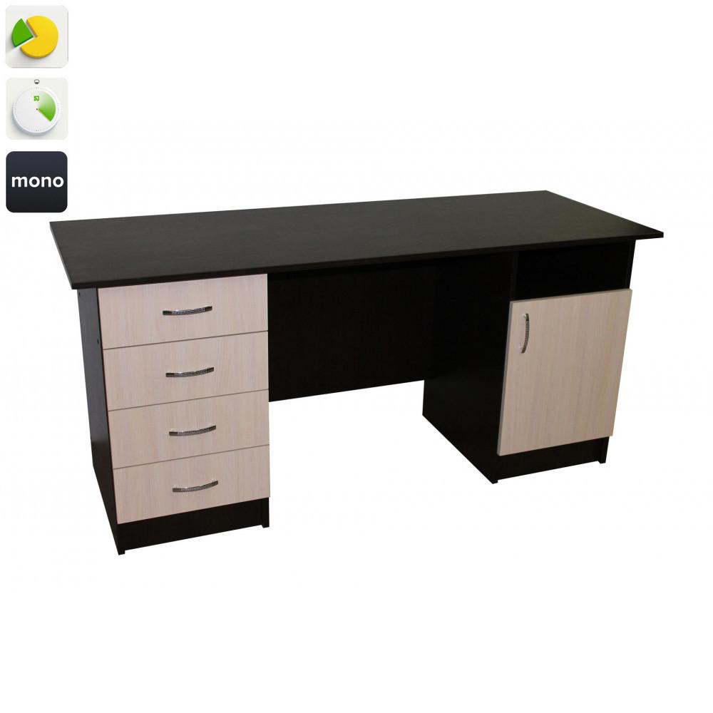 """Офисный стол """"Ника-мебель"""" ОН-50/1"""