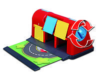 Игровой набор Ferrari Roll-Away Raceway Bb Junior (16-88806)