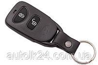 Корпус пульта Hyundai 2 кнопки+1panic