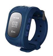 Смарт-годинник дитячий Smart Baby Watch Q50 Dark Blue (з можливістю здійснення дзвінків) (Baby Watch Q50 Dark Blue)