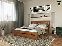 Двоспальне ліжко Зевс з ПМ, фото 1