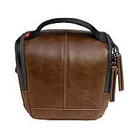 Сумка ультразум Golla CAM BAG S G1362 Izzi PVC/polyester Brown (G1362)