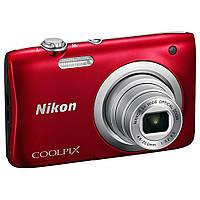 Фотоапарат Nikon Coolpix A100 Red Офіційна гарантія (VNA972E1)