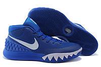 Баскетбольные кроссовки Nike Kyrie 1 синие