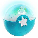 INFANTINO Светильник голубой «Спокойные сны», фото 2