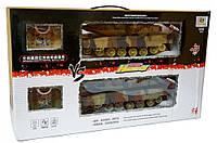 Танковый бой радио управление 558 аккумулятор 1:24, фото 1