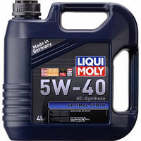 (+ПОДАРОК)  Масло моторное Liqui Moly Optimal Synth 5W-40 4л (3926)