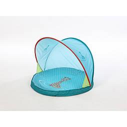 LUDI Игровой коврик-бассейн с козырьком от солнца «Sophie La Girafe»