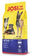 Сухой корм JosiDog ACTIVE 25/17(ЙозиДог Актив) для взрослых активных собак, 900 г