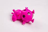 "Игрушка-антистресс ""Свинка Пеппа"" №1233-A, внутри шарики. игрушки для детей"