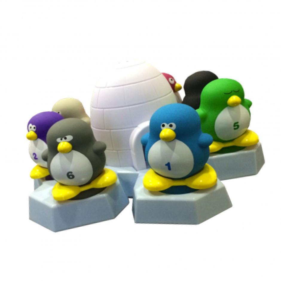 """Water Fun Іграшка для ванни """"Мандрівників на крижині"""""""