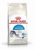 Royal Canin (Роял Канин) Indoor 27 для домашних кошек до 7 лет, 4 кг