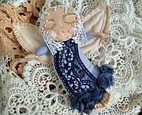 Текстильная кукла интерьерная кукла кукла-подвеска Ангел