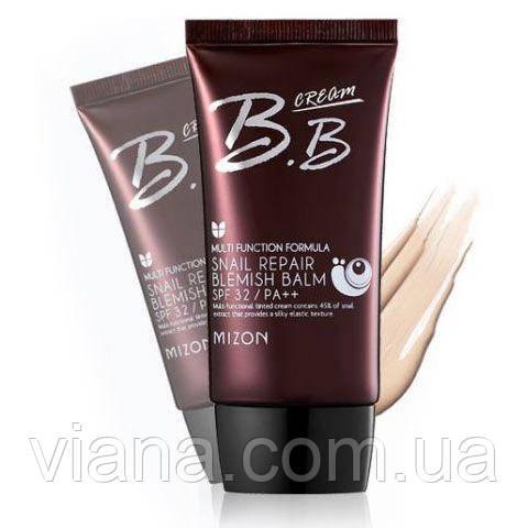 Улиточный bb-крем Mizon Snail Repair bb Cream  50 мл