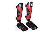 Защита для ног (голень+стопа) MMA Кожа RIVAL L