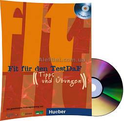 Немецкий язык / Подготовка к экзамену: Fit für den TestDaF+CD / Hueber