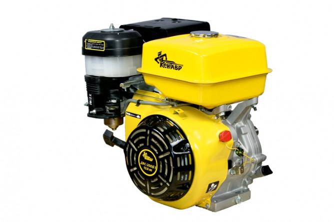 Двигатель бензиновый Кентавр ДВС-200Б1 (6.5 л.с.)