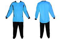 Форма вратарская мужская CO-1441-BL (PL, р-р L-48-50, XL-50-52, 2XL-52-54, 3XL-54-56, синий-черный)