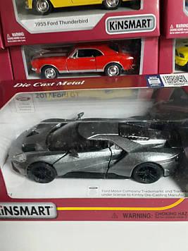 Машинка Kinsmart
