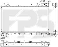 Радиатор охлаждения двигателя Subaru Forester (Koyorad) FP 67 A1411-X
