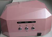 УФ UV лампа для сушки маникюра 36Вт CCFL & LED с сенсором