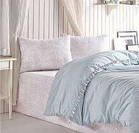Комплект постельного белья 200х220 Cotton box Ранфорс Candy RITA MINT